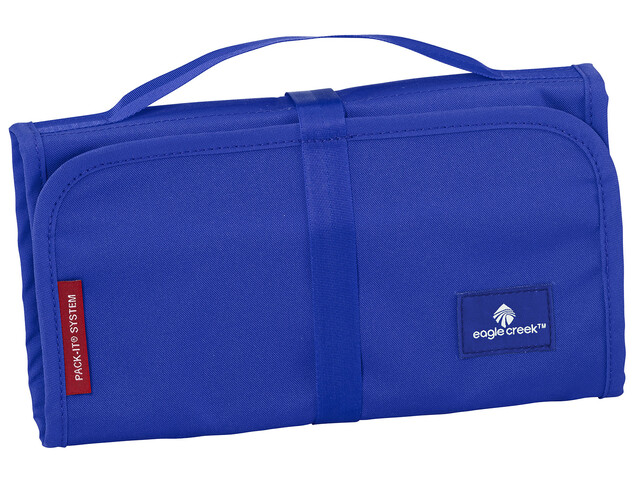 Eagle Creek Pack-It Slim Kit Bag blue sea